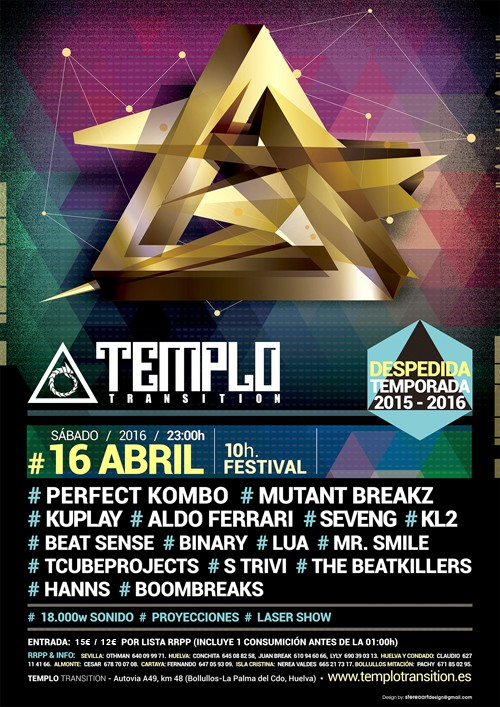 The Beatkillers - LIVE - Tempelo Transition - 16.4.2016