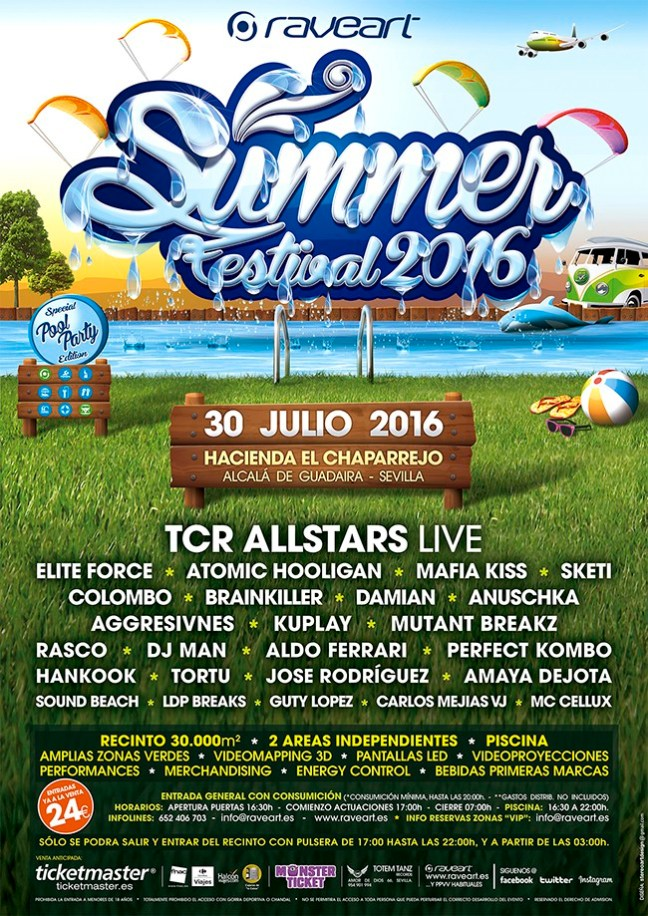 Hankook - Raveart Summer Festival Promo Mix 2016
