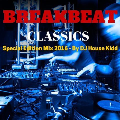 House Kidd - Breakbeat Classics Sampler