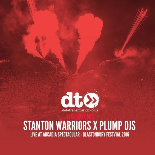 Stanton Warriors Vs Plump DJs - LIVE @ Arcadia Spectacular Glastonbury 2016
