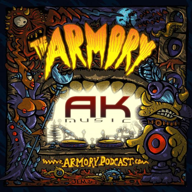 AK - The Armory Podcast 145