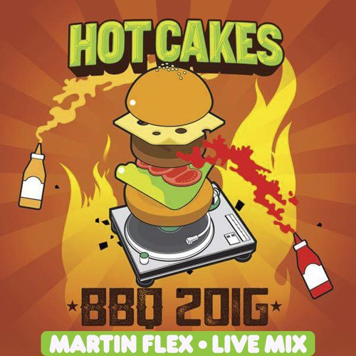 Martin Flex - LIVE @ Hot Cakes BBQ 2016