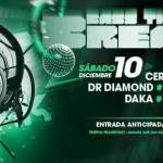 DaKa – LIVE @ Bass The Break – 10.12.2016
