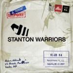 Stanton Warriors – LIVE @ Klub K4 – 8.12.2007