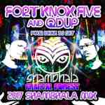 Fort Knox Five & Qdup – Four Deck DJ Set – Shambhala Fractal Forest 2017