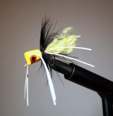 Accardo Blue Gill Special REPRODUCTION Yellow