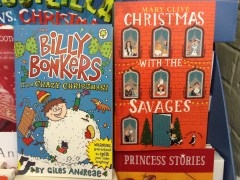 Billy Bonkers and Christmas with the Savages