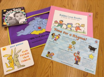 Baby Bookstart Pack