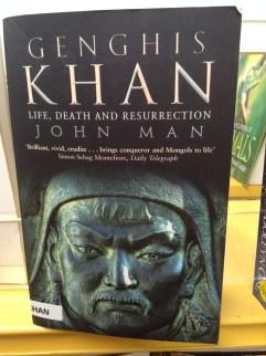 Genghis Khan by John Man