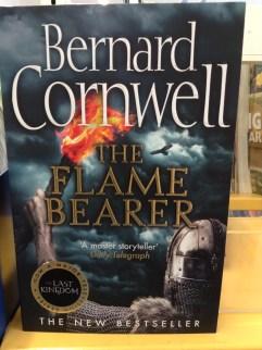 The Flame Bearer by Bernard Cornwell