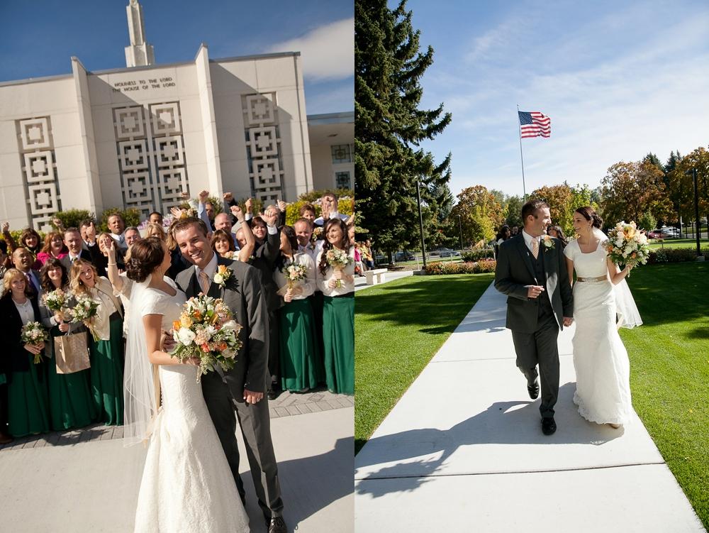 Breanna McKendrickAubry And Jaran Idaho Falls Destination Wedding
