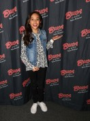 """NEW YORK, NY - MARCH 14: Breanna Yde promotes her New Nickelodeon TV Series (based on the film) """"School Of Rock"""" at Buca di Beppo Times Square on March 14, 2016 in New York City. (Photo by Bruce Glikas/FilmMagic) *** Local Caption *** Breanna Yde"""