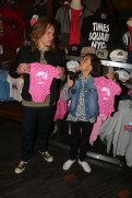 """NEW YORK, NY - MARCH 14: Tony Cavalero and Breanna Yde promote thier New Nickelodeon TV Series (based on the film) """"School Of Rock"""" at Planet Hollywood Times Square on March 14, 2016 in New York City. (Photo by Bruce Glikas/FilmMagic) *** Local Caption *** Tony Cavalero; Breanna Yde"""