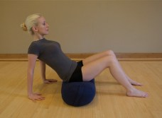 Tabletop Yoga Pose For Breast Cancer Step 2
