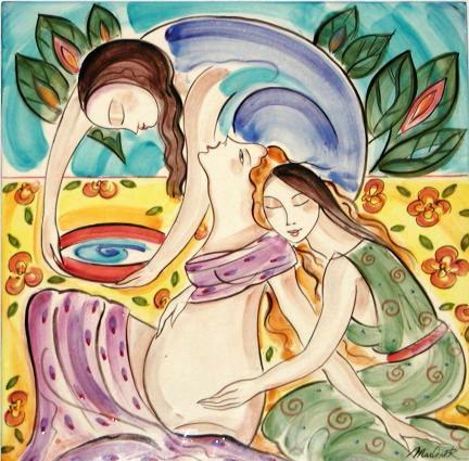 doula, doula art, alegares photography, nyc breastfeeding world, breastfeeding world project,