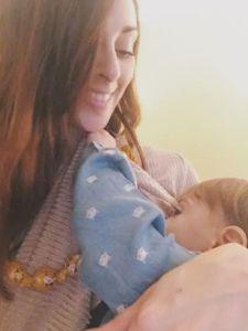 Enjoying this Breastfeeding journey!