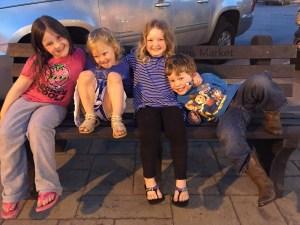 daycare kids, happy, smiles, motherhood, childcare, joy