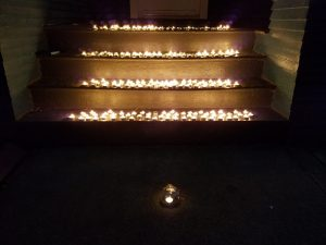 214 Candles were lit in the wave of light by My Sweet Dragonfly for Pregnancy and Infant Loss Awareness