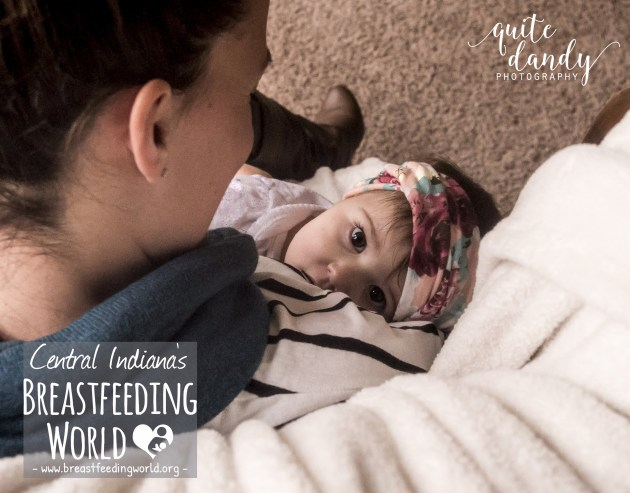 Bittersweet Breastfeeding: Behind the Scenes of a 5-Time Mom