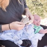Baltic Essentials Baltic Amber Necklace, Swag Bag from Central Indiana's Breastfeeding World, 2017 Big LAtch On, Photo by Quite Dandy Photography, Indianapolis Phototgrapher
