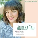 Andrea Tao, Breastfeeding world Blog Contributor
