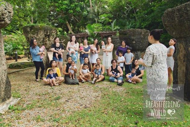 Breastfeeding World, Guam