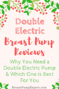 double electric breast pump reviews