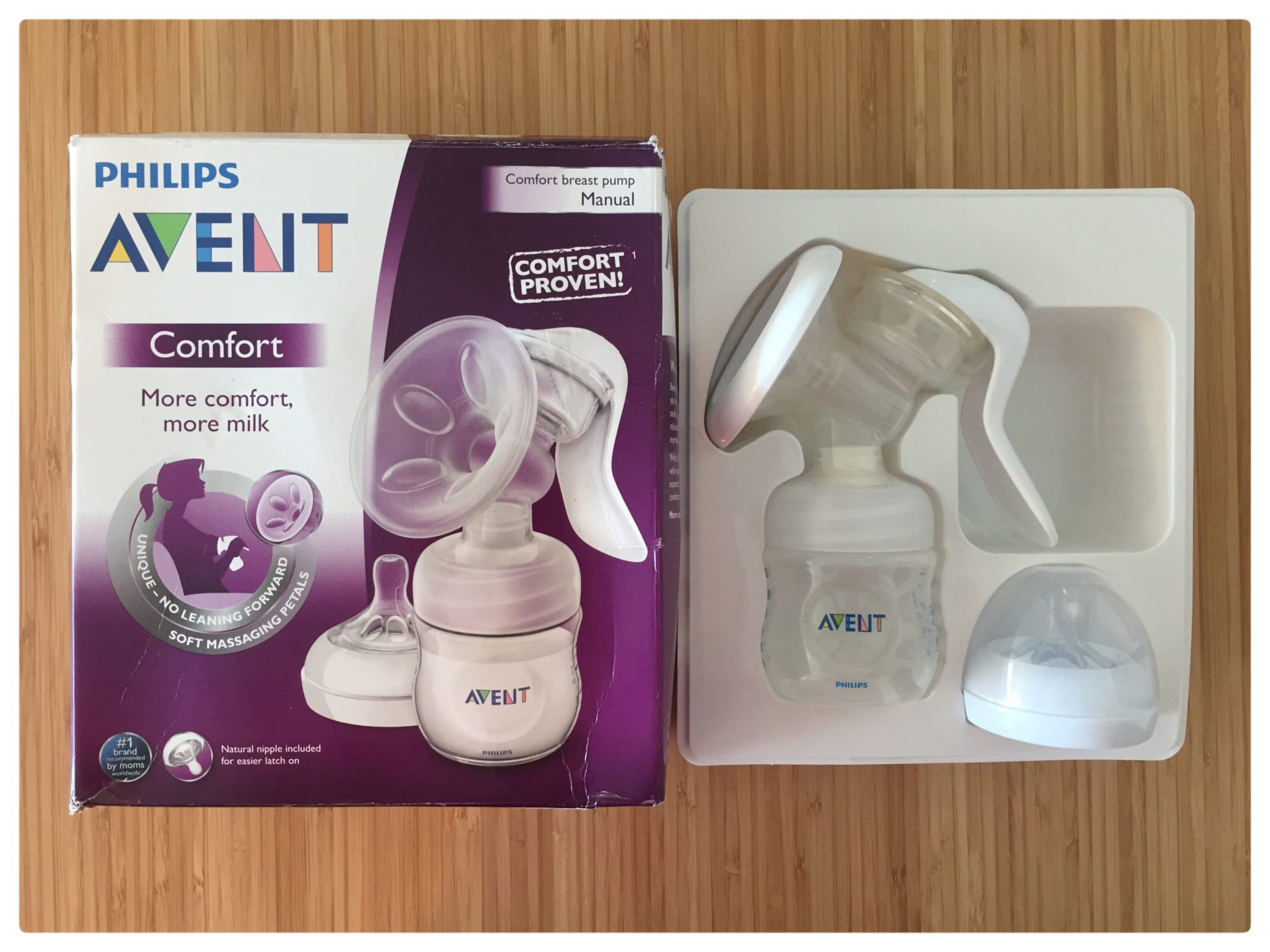 Philips Avent Comfort Manual Breast Pump Review Breast Pump Expert