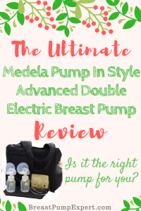 medela pump in style advanced breast pump review