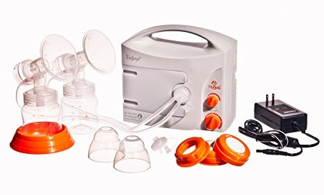 Hygeia Enjoye Double Electric Breast Pump Review