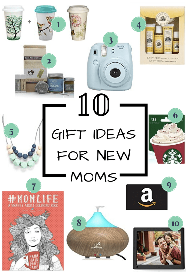 10 Great Gift Ideas For New Moms  Breast Pump Expert-9880