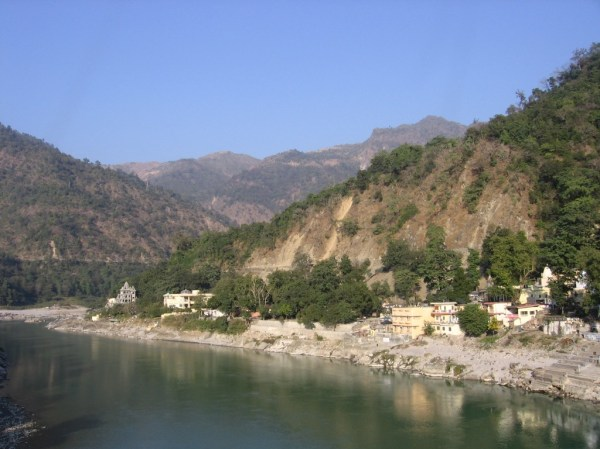 Save India's rivers on world water day