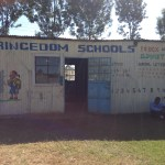 School in Eldoret we helped start