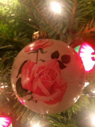 Rose Ornament