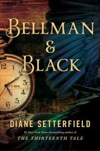 Cover of Bellman & Black, by Diane Setterfield