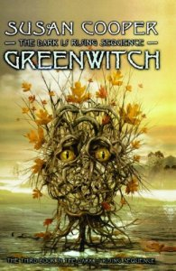 Cover of Greenwitch by Susan Cooper