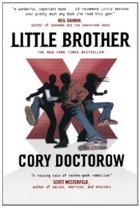Cover of Little Brother, by Cory Doctorow