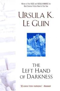 Cover of The Left Hand of Darkness, by Ursula Le Guin