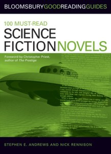 Cover of 100 Must Read Science Fiction Novels