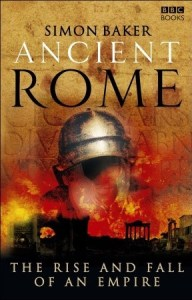 Cover of Ancient Rome by Simon Baker