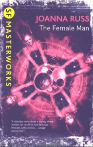 Cover of The Female Man by Joanna Russ
