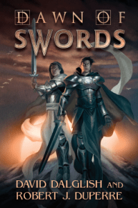 Cover of Dawn of Swords by David Dalglish