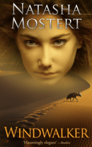 Cover of Windwalker by Natasha Mostert