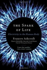 Cover of The Spark of Life by Frances Ashcroft