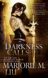 Cover of Darkness Calls by Marjorie M. Liu