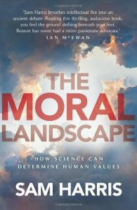 Cover of The Moral Landscape by Sam Harris