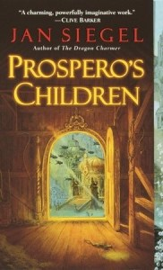 Cover of Prospero's Children by Jan Siegel
