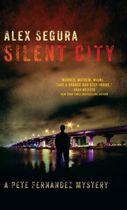 Cover of Silent City by Alex Segura