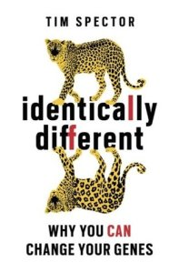 Cover of Identically Different by Tim Spector