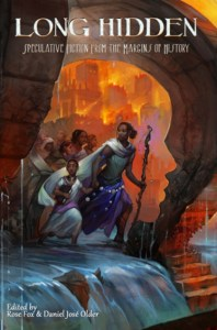 Cover of the anthology Long Hidden